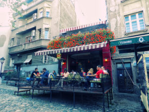 Red bar Skadarlija Beograd