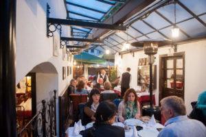 Restoran Tri šešira Beograd Skadarlija