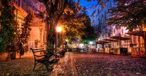 skadarska ulica beograd nocu