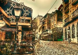 skadarlija beograd skadarska street